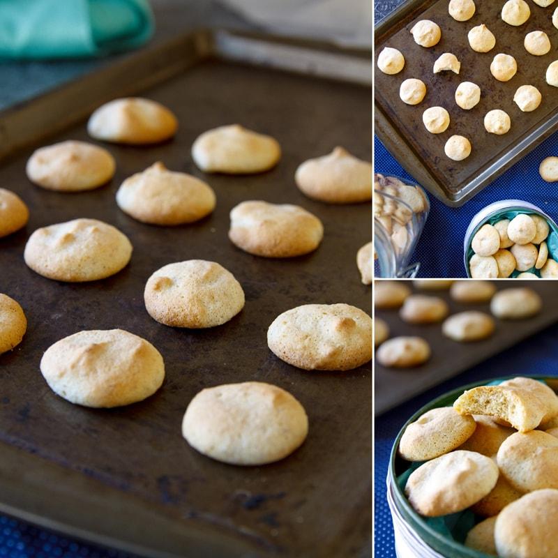 Domácí dětské piškoty bez cukru - recept Bajola