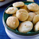 Fitness celozrnné piškoty bez cukru - recept Bajola