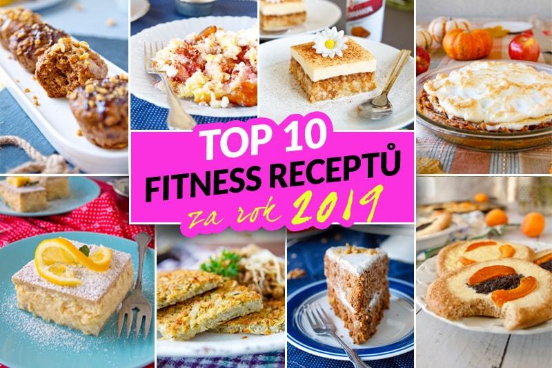 Nejlepší fitness recepty za rok 2019