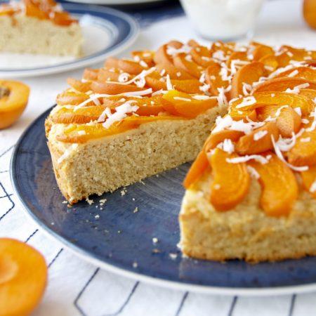 Fitness meruňkový koláč - recept Bajola